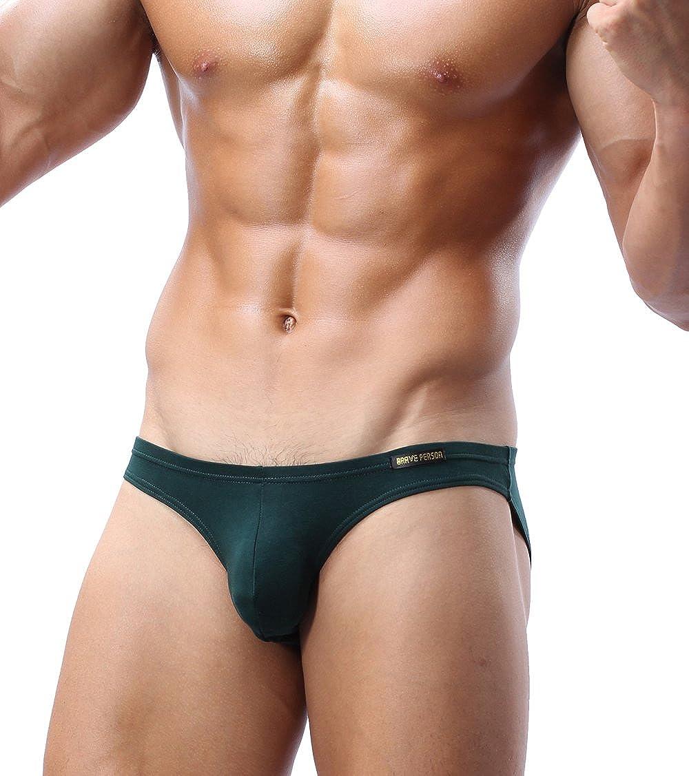 BRAVE PERSON Modal Elastic Fitness comfortable bikini Underwear Briefs 1112-W15