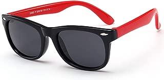 Kids Sunglasses Polarized Sunglasses Flexible Rubber...