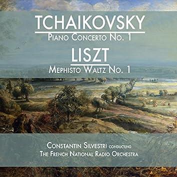Tchaikovsky: Piano Concerto No. 1 & Liszt: Mephisto Waltz No. 1