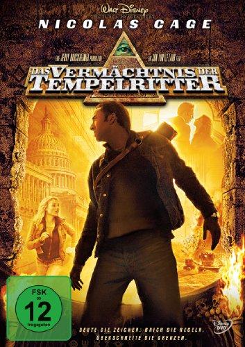 Das Vermächtnis der Tempelritter (2 DVDs)