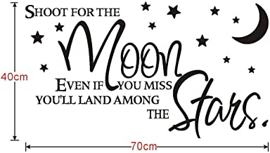 Best shoot for the moon land on the stars Reviews