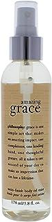 Philosophy Amazing Grace Satin-finish Body Oil Mist for Women 5.8 oz Body Spray