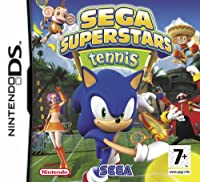 Sega Superstar Tennis (NDS) (輸入版)