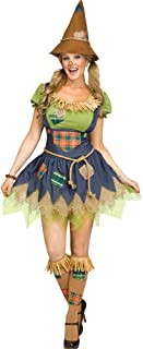 Fun World Scarecrow Wizard Oz Womens Adult Costume