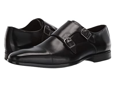 Kenneth Cole New York Regal Monk B (Black) Men