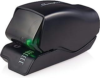 Swingline Electric Stapler, 502e Desktop, 25 Sheet Capacity, Black (S7050202)