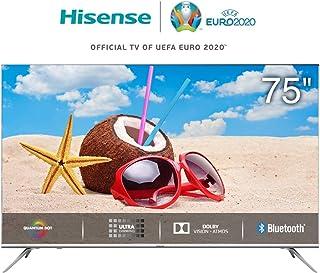 Hisense 75Q8700UWG,75 Inch,ULED,4K,UHD,Quantum dot,HDR,Dobly Vision,Dobly Atoms,Smart TV,Bluetooth,Super Slim Design