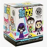 FunKo - Figura Mystery Minis Teen Titans Go s1. Una figura aleatoria.