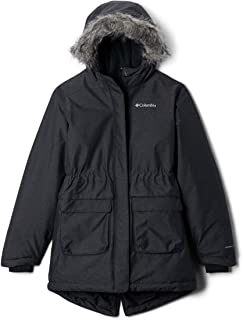 Girls' Nordic Strider Jacket, Thermal Reflective Warmth