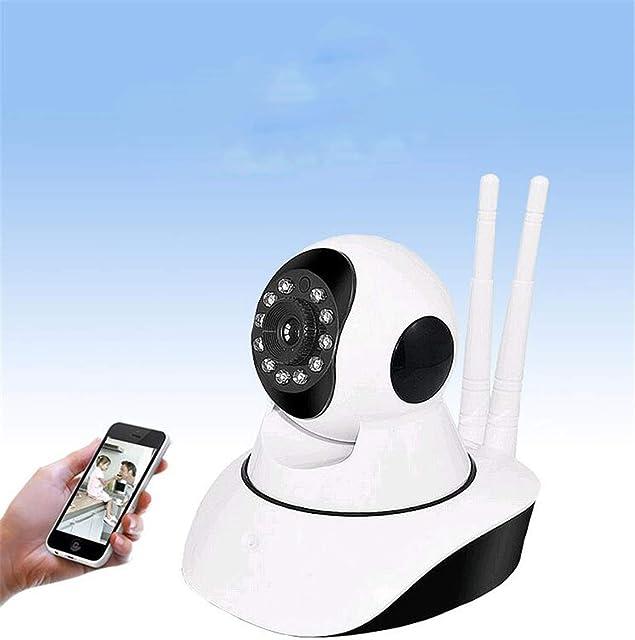 BABIFIS Control Remoto inalámbrico para bebés Dispositivo de Cuidado de Ancianos WiFi Niñera monitoreando la cámara de Alarma con WiFi Hotspot