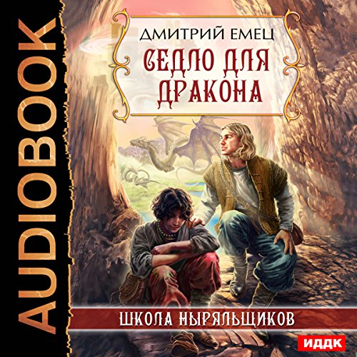 ShNyr. Saddle for the Dragon [Russian Edition] audiobook cover art