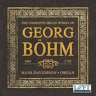 georg bohm organ works