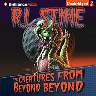 The Creatures from Beyond Beyond cover art