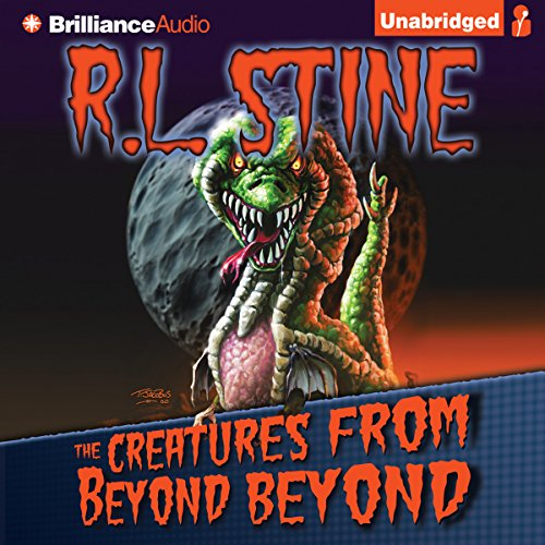 The Creatures from Beyond Beyond audiobook cover art