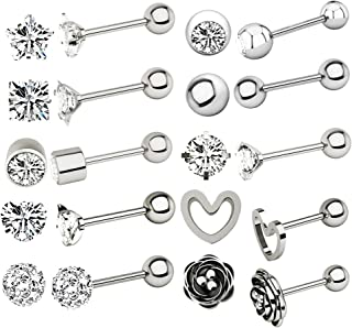 drum belly button rings