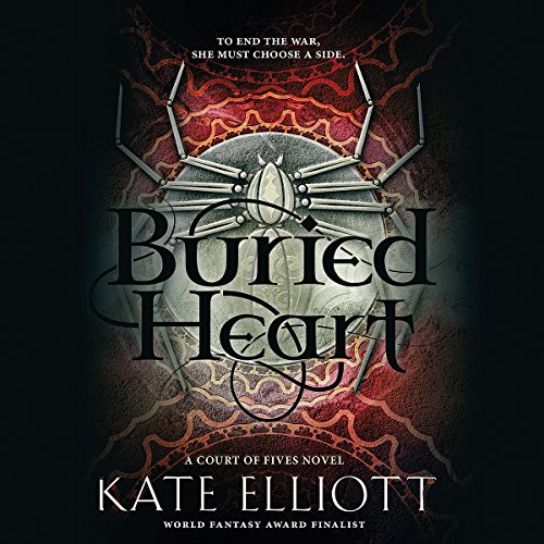 Buried Heart audiobook cover art