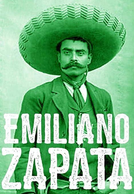 POSTER EMILIANO ZAPATA 11X16 mexico