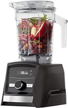 featured product Vitamix A3300 Ascent Series Smart Blender,  Professional-Grade,  64 oz. Low-Profile Container,  Black Diamond