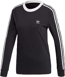 adidas 3 STR LS Vrouwen T-shirt met lange mouwen