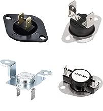 AMI PARTS Dryer Repair Kit Thermal Fuse (DC96-00887A &DC47-00016A),Thermostat (DC47-00018A),Dryer Thermistor(DC32-00007A)