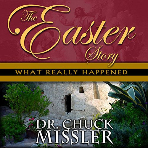 The Easter Story What Really Happened                   By:                                                                                                                                 Dr. Chuck Missler                               Narrated by:                                                                                                                                 Chuck Missler                      Length: 2 hrs and 11 mins     2 ratings     Overall 3.0