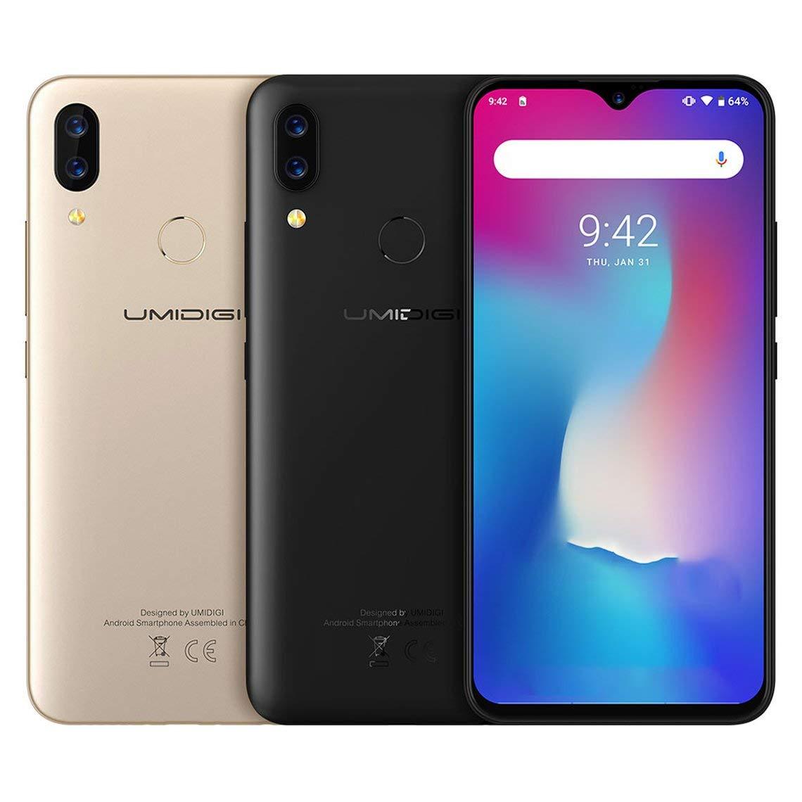 Momorain UMIDIGI Power Teléfono Android de Pantalla Completa de ...