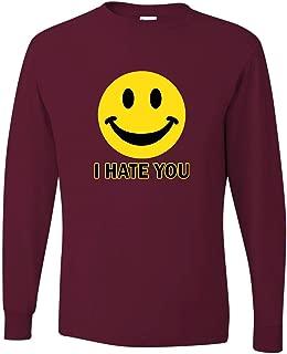 i hate you all shirt