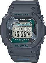 Casio BLX560VH-1 Baby-G Women's Digital Watch Grey 44.7mm Resin