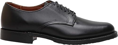 rojo Wing Hombre Williston Oxford Cuero negro zapatos 42.5 EU