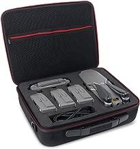 Beyondsky Upgraded Mavic 2 Shoulder Bag Carrying Case 4 Battery Storage Box for DJI Mavic 2 Zoom / 2 Pro