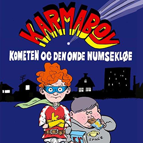 Kometen og den onde numsekløe cover art
