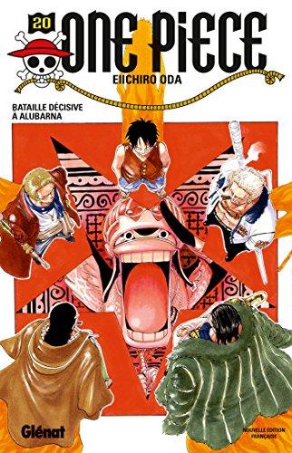 One Piece - Édition originale - Tome 20 : Bataille décisive à Alubarna