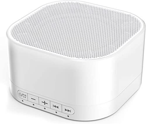 popular Magicteam Sound Machines White Noise Machine with 20 Non Looping Natural Soothing Sounds and Memory Function 32 Levels outlet sale of Volume Powered by AC or USB and Sleep Sound Timer Therapy for Baby Kids outlet online sale Adults outlet sale