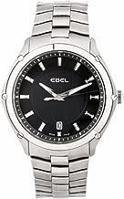 Ebelスポーツクラシッククオーツメンズ腕時計1216018(認定pre-owned)