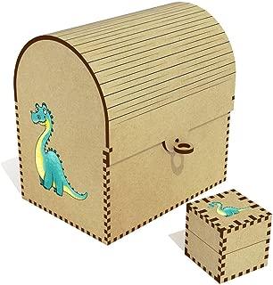Azeeda  Goofy Dinosaur  Treasure Chest Jewellery Box  TC00041006