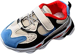 ♡ Kids Lightweight Retro Sneakers Boys and Girls Casual Running Shoes