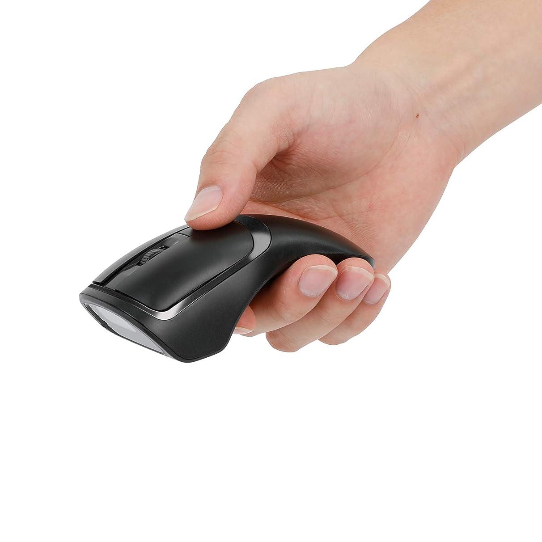 批判的に敵意背骨Sumeber QRバーコードスキャナー 手持ち型 ミニ 二次元 バーコードリーダー & 2.4GHz ワイヤレス マウス 2-in-1機能 モバイル決済をサポート