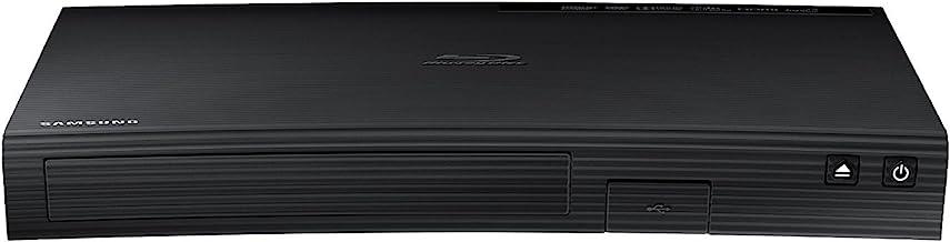 Samsung BD-JM51 Blu-Ray Player, Black (Renewed)