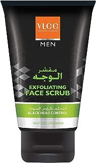 VLCC Men Exfoliating Face Scrub, 100 ml