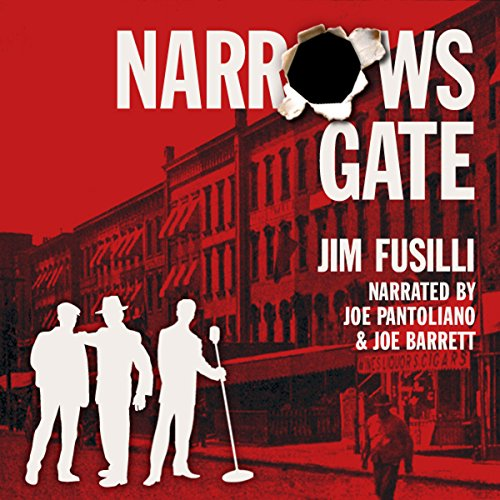 Narrows Gate audiobook cover art