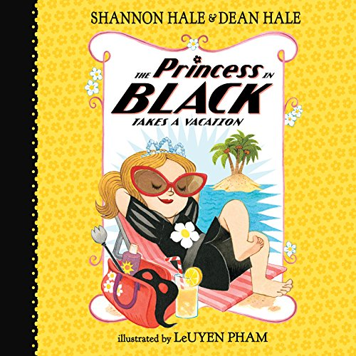 The Princess in Black Takes a Vacation     Princess in Black, Book 4              By:                                                                                                                                 Shannon Hale,                                                                                        Dean Hale                               Narrated by:                                                                                                                                 Julia Whelan                      Length: 19 mins     13 ratings     Overall 4.8