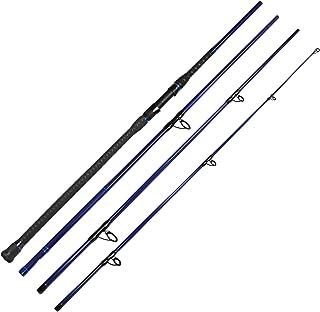 Fiblink Surf Spinning & Casting Fishing Rod Carbon Fiber Travel Fishing Rod(11-Feet & 12-Feet & 13-Feet & 15-Feet)