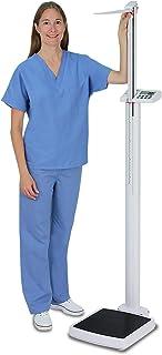 Detecto, Solo Digital Clinical Scale, Mechanical Height Rod, 550 lb x 0.2 lb / 250 kg x 0.1 kg