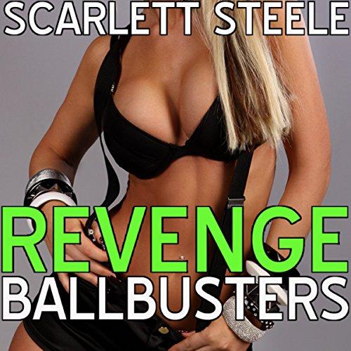 Revenge Ballbusters audiobook cover art