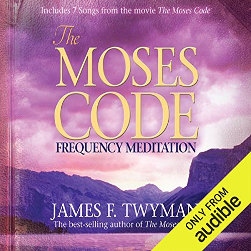 The Moses Code Frequency Meditation audiobook cover art