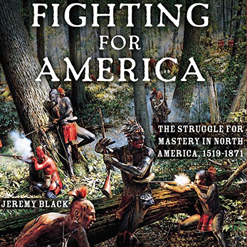 Fighting for America audiobook cover art