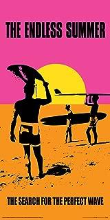Culturenik Endless Summer Classic Print (Unframed 12x24 Poster)