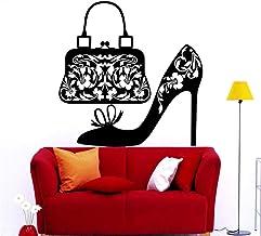 Vinilos Decorativos, Murales, Vinilos Decorativos Femeninos Serie Niña Símbolo, Decoración Del Hogar 57X57Cm