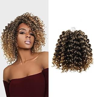 Multi-Pack Deals! FreeKalon Synthetic Hair Crochet Braids Curl Crush Spiral Wand Curl 8