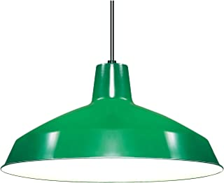 Nuvo Lighting SF76/660 Warehouse Shade, Green